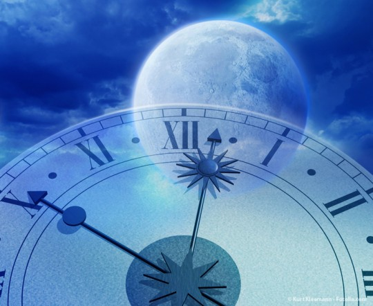 Der Mondkalender - Haare schneiden nach den Mondphasen