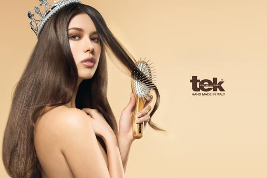 TEK Bürsten - Die italienische Königin unter den Haarpflegebürsten