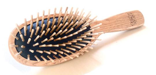 TEK Haarpflegebuerste - Wellness Line